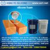 FDA espuma líquida de caucho de silicona para llenado Boby