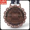 Медаль металла оптового высокого качества изготовленный на заказ