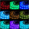 5m SMD 5050 impermeable de color RGB que cambia la tira flexible del LED