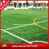 Het veilige Zachte Kunstmatige Gras van het Voetbal voor Sporten