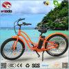 motorino personalizzato E-Bici elettrica della spiaggia 500W in Cina
