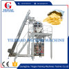 Potato Chips Snack-Frijol Arroz gránulo Packaging Machine