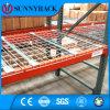 Decking do fio do armazenamento de cremalheira da pálete com alta qualidade e preço econômico