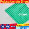 De groene Materialen van het Huis (polycarbonaatblad)