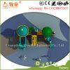 Kind-Spiel-Plastikim freienspielplatz-Plastikplättchen