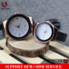 Yxl-302 새로운 형식 한 쌍 손목 시계 석영 스테인리스 시계 애인 Dw 최신유행 여자 남자 시계