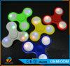 De nieuwe LEIDENE van het Ontwerp Flits friemelt friemelt EDC van het Stuk speelgoed van de Spinner de Spinner van de Hand met Beste Prijs het Lichte Speelgoed van de Spinner