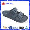 Intero sandalo nero di EVA di stile semplice per gli uomini (TNK35654)