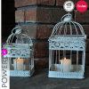 Birdcage bonito da decoração do metal
