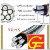XLPE изолировало Non-Обшитый кабель алюминиевого сплава