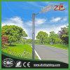 Openlucht LEIDENE de van uitstekende kwaliteit Lichte 40W ZonneStraatlantaarn van de Hoge Macht