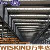 Taller constructivo del marco de la estructura de acero