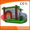 PVC lona inflable Slide gorila Combo (T3-141)