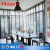Obturadores manuales de aluminio de Elgant con el vidrio aislador