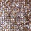 Конструкция плитки раковины Abalone роскошная нутряная домашняя