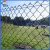 Ячеистая сеть звена цепи Fence_PVC ячеистой сети PVC Coated Coated