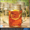 De in het groot het Drinken Kruik van de Metselaar van het Glas met Handvat