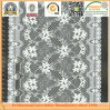 Tissu chimique de lacet de Spandex de bout droit de crochet chaud en nylon de vente (K6929)