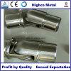 Falegname registrabile di rossoreare del corrimano per la balaustra dell'acciaio inossidabile