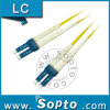 LC a LC APC Patch Duplex Mm Fibra cuerda