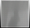Ss 304 Perforated Metal Mesh per Decoration