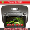 Chevrolet S10 (AD-8136)를 위한 A9 CPU를 가진 Pure Android 4.2.2 Car DVD Player를 위한 차 DVD Player Capacitive Touch Screen GPS Bluetooth
