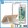 Anti-Rayer et antichoc pour le cas de l'iPhone 5 transparent