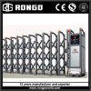 2016熱い販売アルミニウム工場塀の引き込み式のゲート