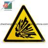 도로 표지 (ZH-TS-066)를 경고하는 삼각형 교통 표지