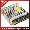 15W S Series Normal Single Output Switching Power Supply