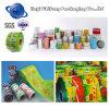 Het afdrukken en het Gelamineerde Plastic Verpakkende Broodje van de Film voor de Verpakking van het Voedsel