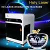 3D Laser met hoge frekwentie Engraving Machine met Ce
