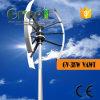 moinhos de vento de geração elétricos da turbina vertical da linha central 3000W para vendas