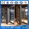 Het hete Venster van het Aluminium van Beelden en het Openslaand raam van de Goede Kwaliteit van de Deur