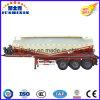 반 40 Cbm 대량 시멘트 유조선 Tailer 시멘트 트럭 트레일러