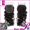 6A Top Quality Culy Hair brasiliano Lace Base Top Closure