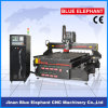 Ele-1325 Atc 4axis 3D Rotary CNC Router, 4 Axis Houtsnijwerk CNC Machine