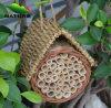 Giardino che appende la Camera di legno di bambù decorativa dell'insetto, Camera di ape