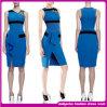 Застежки -молнии 2015 платье новой повелительниц способа шикарное вскользь (D081)