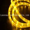 Indicatore luminoso giallastro AC220V 36LEDs della decorazione della lampada della corda del LED per tester