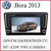 Système de multimédia de voiture pour Volkswagen nouveau Bora 2013