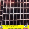 Conduttura d'acciaio saldata a basso tenore di carbonio quadrata strutturale Q345