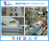 Planta elétrica da maquinaria do perfil da máquina da fabricação de cabos do Trunking do PVC/PVC