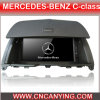 Reproductor de DVD especial de Car para Mercedes-Benz C-Class con el GPS, Bluetooth. (CY-7117)