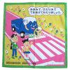 Fazzoletto del cotone del Chlidren stampato fumetto su ordine grande