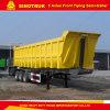 De la Chine d'extrémité de tombereau à benne basculante de camion remorque semi