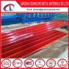 Qualität PPGI runzelte Blatt farbiges galvanisiertes Dach