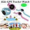 Heiße verkaufenkinder GPS-Verfolger-Uhr mit Taschenlampe (D14)