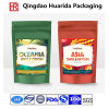 Malote do T-Selo plástico do café/saco de chá de empacotamento com impressão colorida