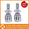 Bright super New Design Todo no diodo emissor de luz Headlight Bulbs do CREE H4 3000lm 30W de Um